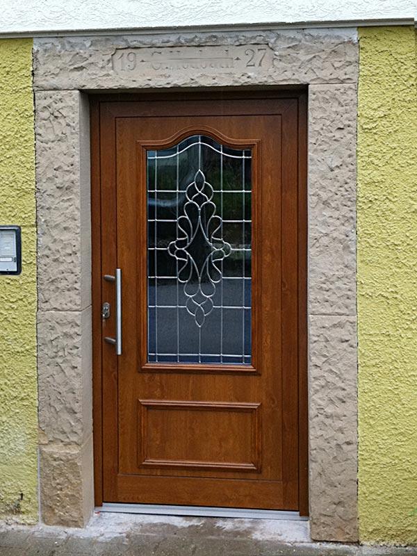 Türen - Herbert Pemsel :: Treppen, Türen, Fenster